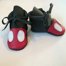 mickey mouse booties moccasins grace u0026belle online store
