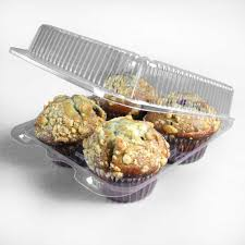 Cupcake Canisters For Kitchen Jumbo Cupcake Containers Clear Jumbo Cupcake Muffin Single