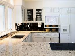 ideas for kitchen countertops and backsplashes kitchen kitchen counter backsplashes pictures ideas from hgtv