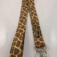 asian giraffe ring holder images Rainbow lanyard id badge holder geometric from oceans2blu on etsy jpg