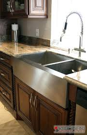 Vigo Stainless Steel Faucet Farm Kitchen Sink Stainless Steel Best Material For Farmhouse With