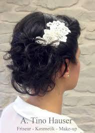 Braut Hochsteckfrisurenen Kurze Haare by Friseursalon A Tino Hauser Brautfrisuren