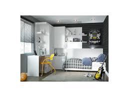 armoire bureau intégré armoire bureau integre armoire lit transversale city avec bureau