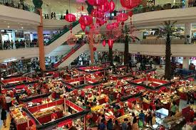 new year shopping lunar new year bumps friday abstinence for some asian catholics