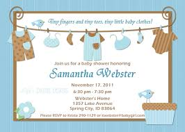 the most popular collection of baby boy shower invitation ideas in