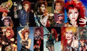 Prom Dresses From The 80s What I Learned About Style From Cyndi Lauper U0027s