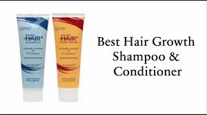 best hair growth shampoo and conditioner youtube