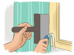 Poser Du Quick Step How To Hang Prepasted Wallpaper With Pictures Wikihow