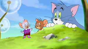 tom jerry grass free hd wallpaper