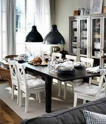 Black Dining Room Furniture Decorating Ideas by Cheap To Chic Black Pendant Lights Take Two Pendant Lighting