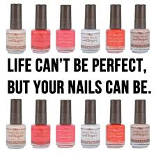 life can u0027t be perfect but your nails can be nail quote