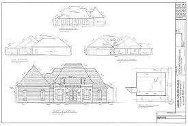 floor plans and elevations of houses astonishing design house plans with elevations and floor modern