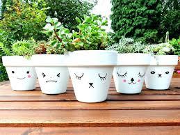 Painting Garden Pots Ideas Flower Pot Gardens Photos Flower Pot Garden Design 25 Best Garden