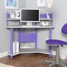 studio designs study corner desk purple hayneedle
