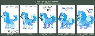Draw This Again Meme Fail - draw it again meme