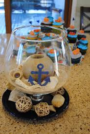 nautical ahoy it u0027s a boy baby shower party perfection