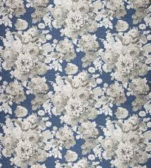 what is floral pattern in french wild floral fabric by anna french jane clayton