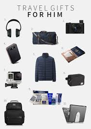 gifts for travelers images Travel gifts for him the curated travel jpg