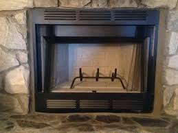 interesting and good prefabricated fireplace doors intended for