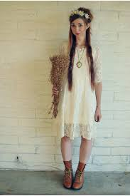 shoesthystyl lace dress with boots images