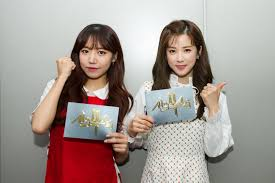 official a pink rong leadah park chorong 박초롱 thread