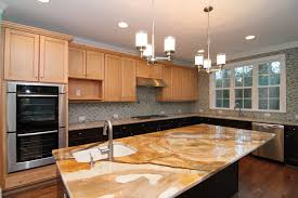 Kitchens With Light Maple Cabinets Main Floor Master U2013 Raleigh Home Plan U2013 Stanton Homes