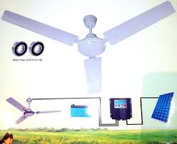 Solar Ceiling Fans by Buy Altek Solar Ceiling Fan Bldc From S R Electronics India