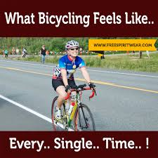 Funny Bike Memes - bicycling happiness riding fun cycling meme memes quote quotes