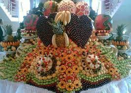 Vegetable And Fruit Decoration Amazing Salad Decoration Trendy Mods Com Images Of Fruit