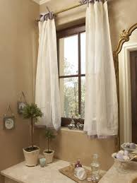 ideas for bathroom window curtains bathroom bathroom curtains small window curtain ideas white for
