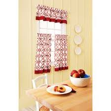 Walmart Kitchen Curtains Better Homes And Garden Good Kitchen Curtains At Walmart Fresh