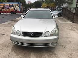lexus service gainesville fl used lexus gs under 5 000 in florida for sale used cars on