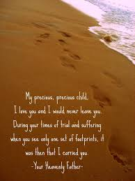 the 25 best footprints poem ideas on pinterest footprints in