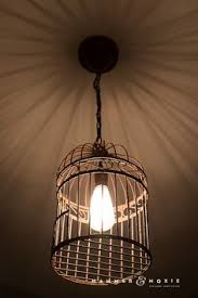 Diy Birdcage Chandelier Diy Birdcage Light There Is So Much I Would Alter Here But What