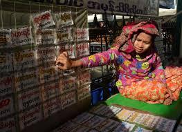 Trashing by The Trashing Of Kyaik Htee Yoe Pagoda The Myanmar Times