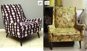 How To Reupholster Armchair Awesome Reupholster Chair Living Room