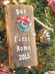 diy our first home christmas ornament hop pocketful of posies