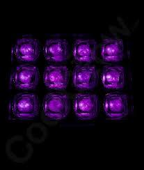 light up cubes led light up cubes purple coolglow