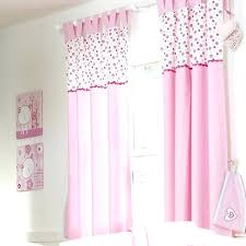 Curtains For Nursery Room Girly Window Curtains Girly Blackout Curtains Room Ideas