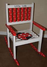 Rocking Chairs On Sale Best 25 Painted Rocking Chairs Ideas On Pinterest Painted Kids