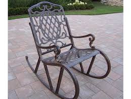 Metal Rocking Patio Chairs Picture 36 Of 36 Rod Iron Chairs New Appealing Wrought Iron