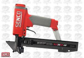 senco sls20xp hf 19 ga 3 16 crown 1 hardwood flooring stapler
