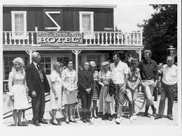 thanksgiving 1969 in 1969 the beverly hillbillies visited silver dollar city