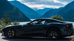 Ferrari F12 Black - jason u0027s first rides supercar roundup for 2016 wheels ca