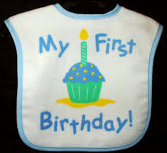 1st birthday bib boys birthday bibs