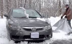 Nissan Rogue In Snow - covercraft snow shield free shipping on winter windshield cover