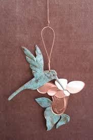 hummingbird christmas ornament via swallowsquest christmas