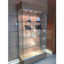 trophy display cabinets tall trophy cabinet and sports club trophy cabinets