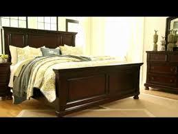 porter bedroom set porter panel bed furniture homestore