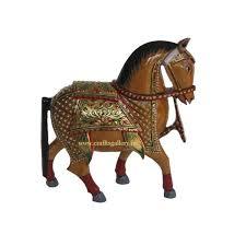 home decor u0026 handicrafts wooden horse sculpture online shopping
